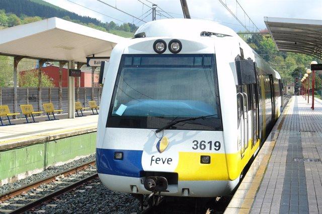 Tren de Feve