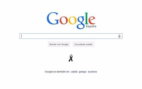 Google recuerda a las víctimas del 11M