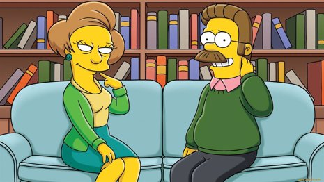 The Simpsons rinden tributo a Marcia Wallace
