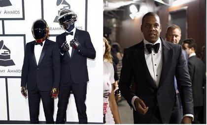 Escucha 'Computerized', de Daft Punk y Jay Z