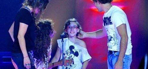 Iraila La Torre, Concursante Del Programa La Voz Kids