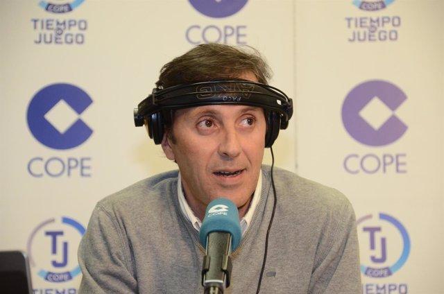 "Paco González: ""Mayte está intentando ser feliz, pero de momento no le sale"""