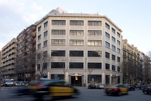 Buque insignia de MH Apartments en Barcelona