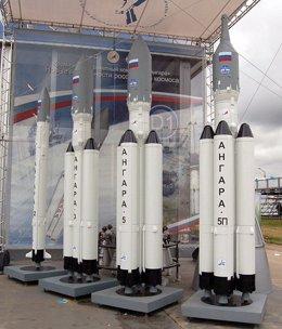 Cohete pesado Angara