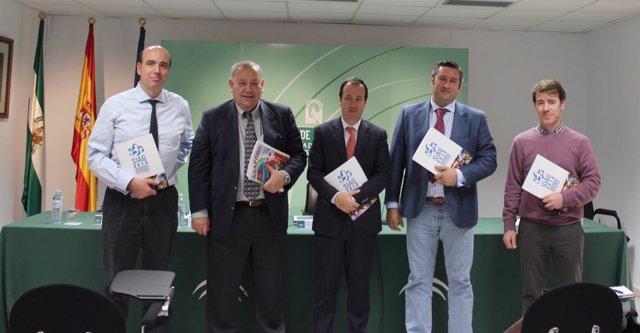 Presentación del Salón Internacional de la Avicultura y la Ganaería.