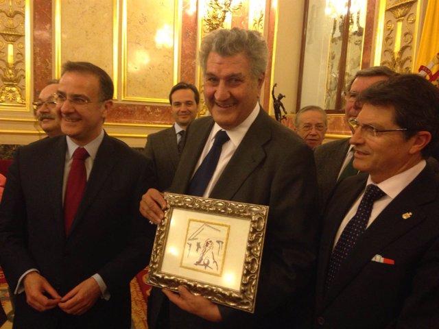 El Congreso de los Diputados respalda la declaración del bordado de Lorca