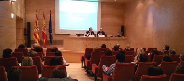 Inauguración del Seminario en Gestión Pública 2014