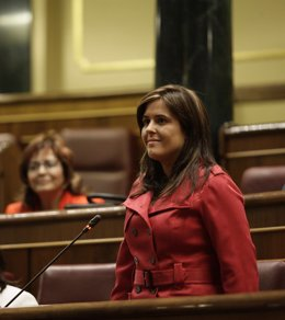 Teresa García Sena, diputada del PP