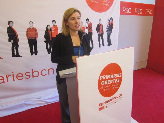 Lourdes Muñoz, primarias PSC
