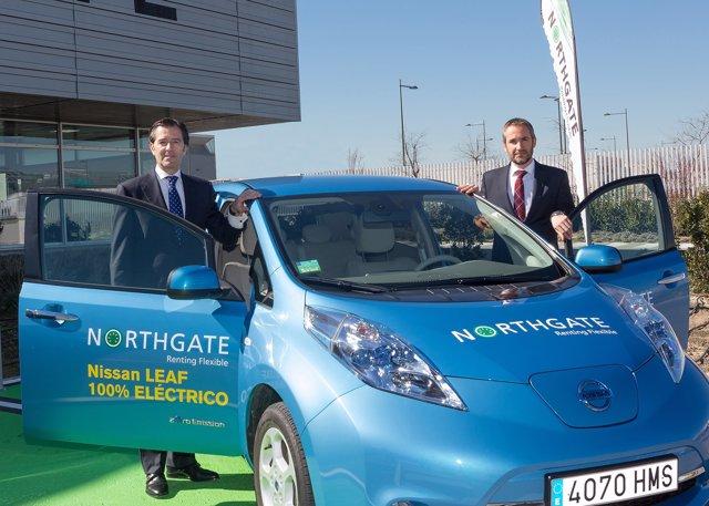 Acuerdo entre Northgate y Nissan