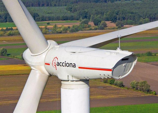 Aerogenerador de Acciona Windpower
