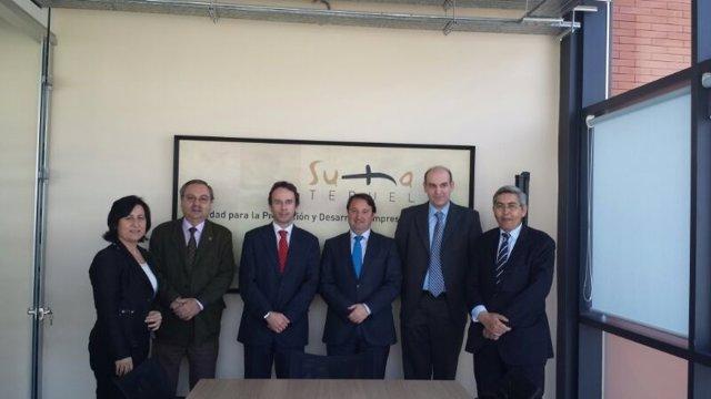 Comienza a aplicarse el Fondo de Jamón de Teruel