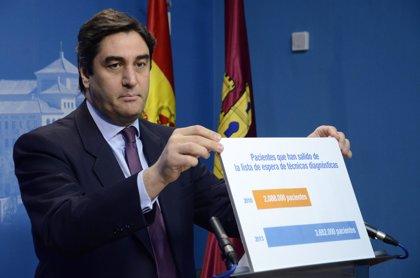 Echániz anuncia que se abrirán siete nuevos quirófanos en 2014, cuatro de ellos en el Hospital de Parapléjicos