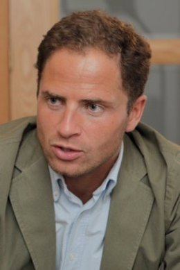Candidato del PSM a las elecciones europeas, Borja Cabezón