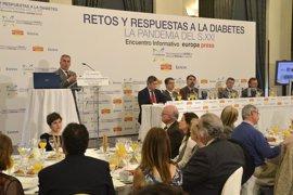 Expertos insisten en que la alimentación es clave para prevenir las complicaciones de la diabetes