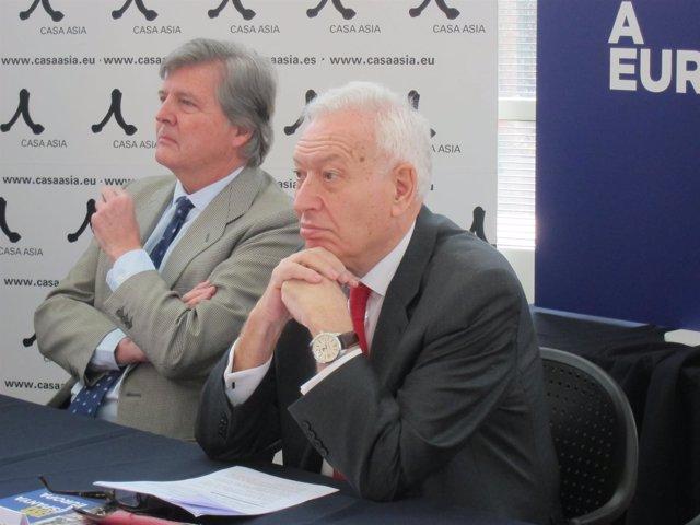 Íñigo Méndez de Vigo y José Manuel García-Margallo