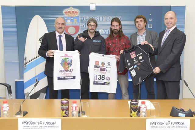 11:00.- Sala de prensa del Gobierno de Cantabria.El director general de Turismo,