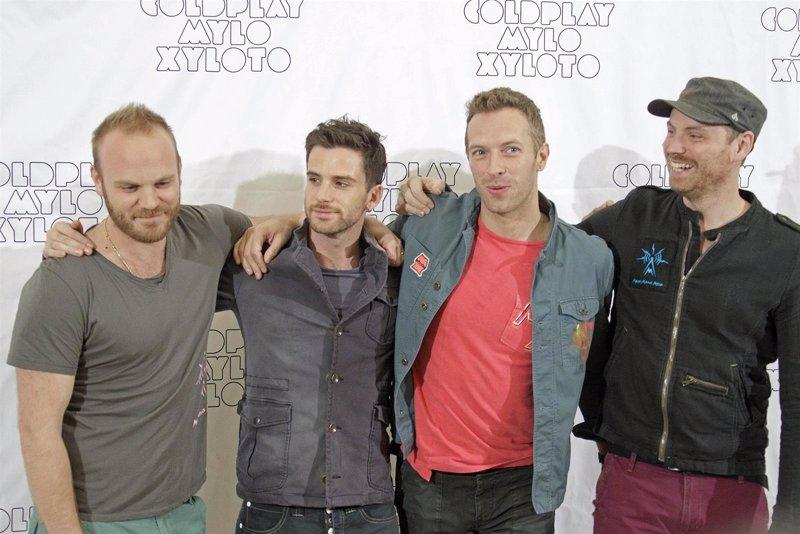 Vídeo completo del concierto de regreso de Coldplay