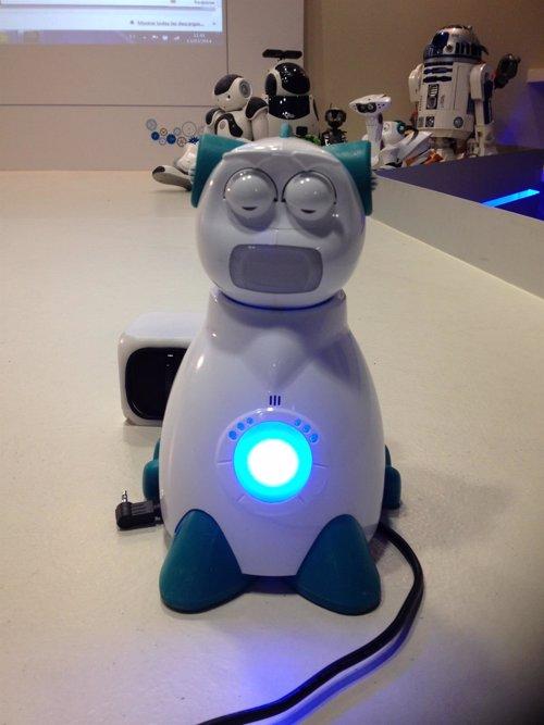 Robot con sentimientos
