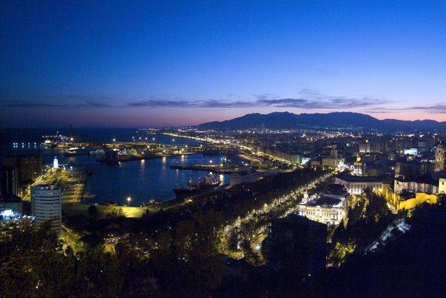 Málaga, Smartcity de Endesa
