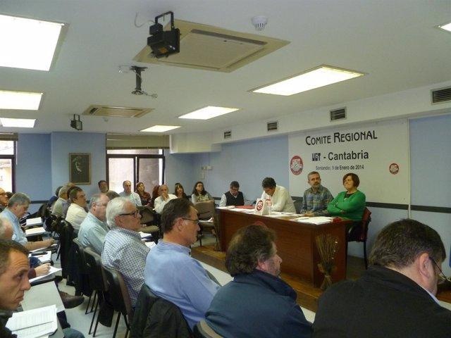 Comité Regional de UGT Cantabria