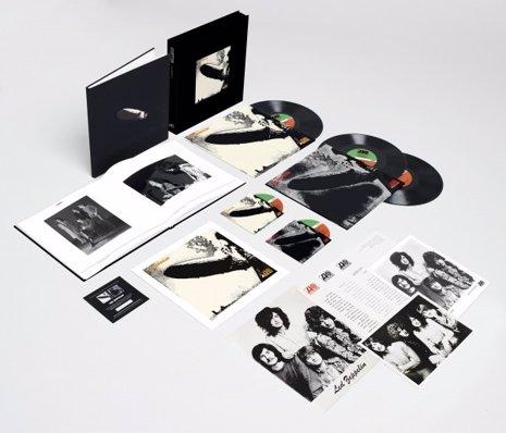 Led Zeppelin discografía