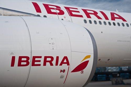 Iberia estrena su nueva marca