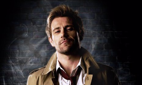 Primer vistazo a Matt Ryan como John Constantine