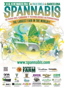 XI edición del Salón Spannabis