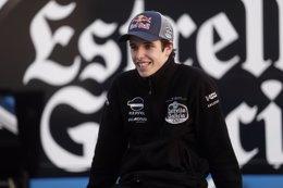 El piloto español Alex Márquez