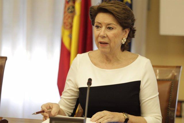 Magdalena Álvarez, directora del BEI