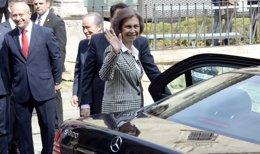 La Reina visita exposición Greco en Toledo
