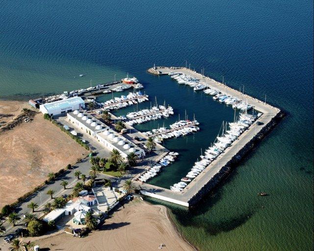 Puerto Deportivo De Mar De Cristal