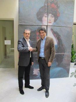 Acuerdo entre el Festival de Málaga y el Museo Thyssen