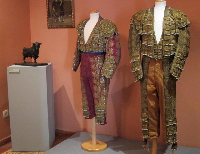 Exposición sobre tauromaquia en la Casa Museo Benlliure