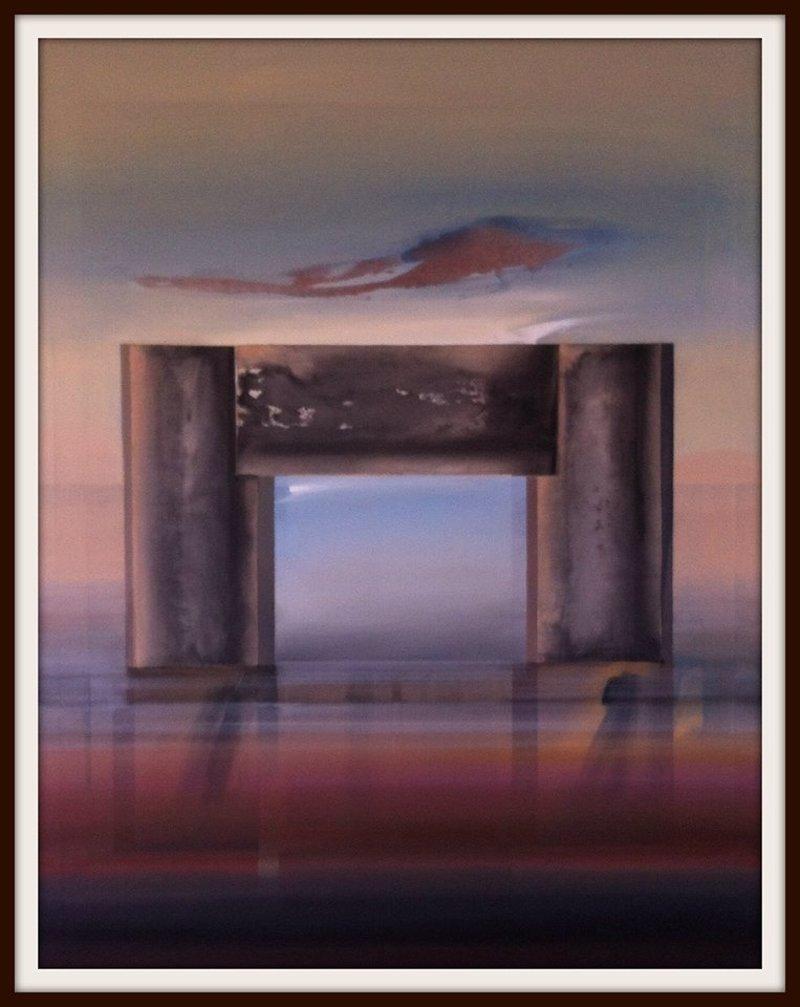 El estudio del pintor Dámaso Ruano se convierte en una sala de ...