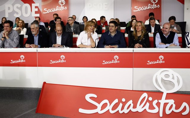 Comité Federal del PSOE, Rubalcaba, Valenciano