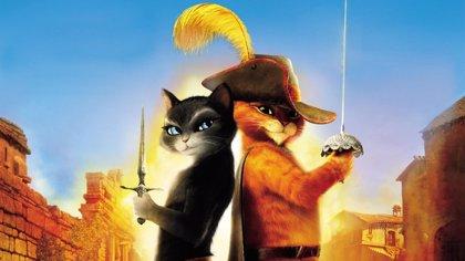 'El gato con botas' se transforma en una serie para Netflix