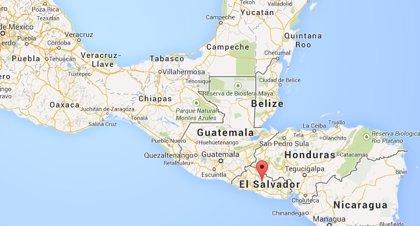 Dos terremotos de 4 y 4,3 golpean El Salvador
