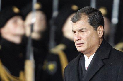 Correa dice que Piñera lideró esfuerzos para evitar el golpe
