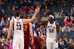 Memphis Grizzlies Cavaliers Marc Gasol