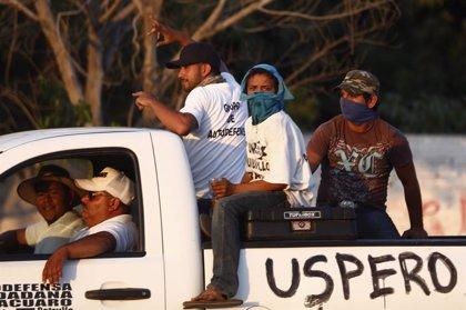Autodefensas de Michoacán se rebelan contra el Gobierno