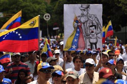Leves disturbios en Maracaibo en una nueva jornada de marchas opositoras y oficialistas