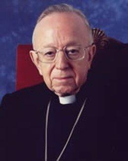 El arzobispo emérito de  Valladolid, José Delicado Baeza