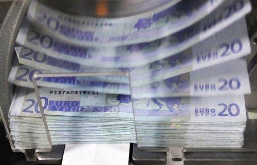 Billetes De 20 Euros, Dinero