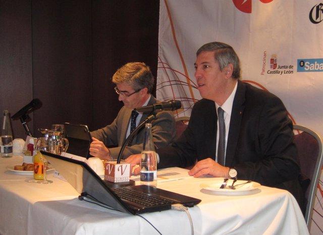 El director de Fabricación y Logística de Renault, José Vicente de los Mozos
