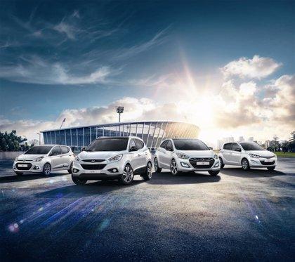 Hyundai lanza la edición especial Go! Brasil en varios modelos