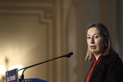 """Pastor dice que la eventual privatización de Aena es """"decisión del Gobierno"""""""