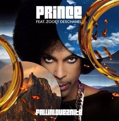 Prince y Zooey Deschanel estrenan single conjunto