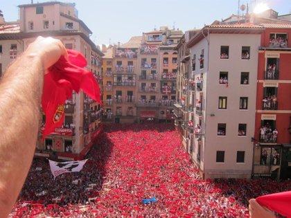Cruz Roja lanzará el Chupinazo de las fiestas de San Fermín 2014